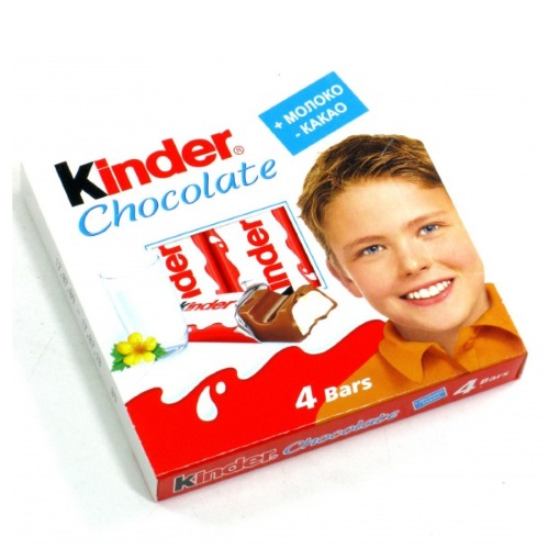 Kinder chokolate 50г