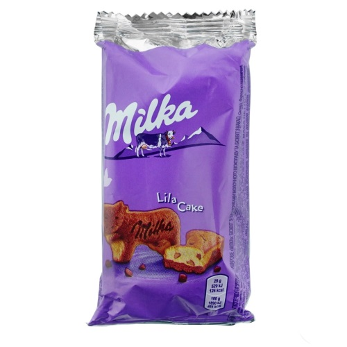 Тістечко Milka Lila Cake, 28г