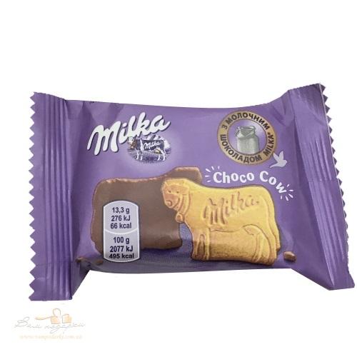 Печиво Milka Choko Cow, 40г