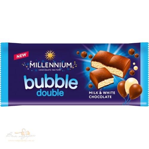 Шоколад Millenium Bubble double, 70г