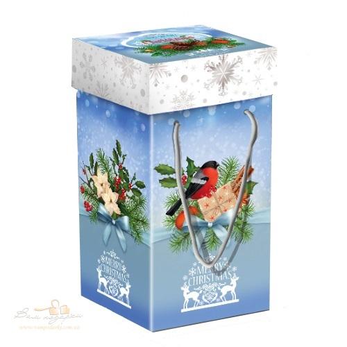 Новорічна упаковка «Снігур», 1000г