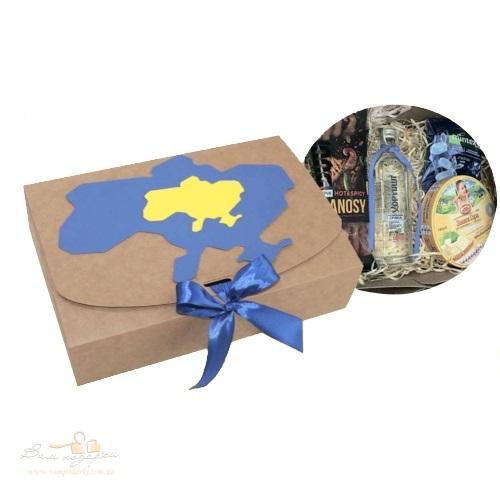Подарочный набор Козацкий, 310г