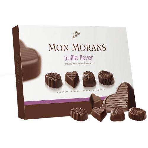 Конфеты в коробке Конти «Mon Morans» с ароматом трюфеля,  167г