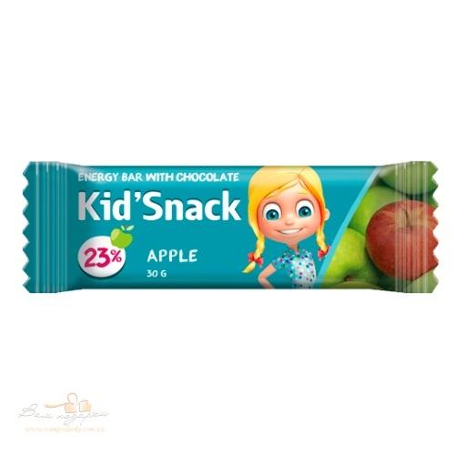 Энергетический батончик «Kid'Snack» яблоко, 30г
