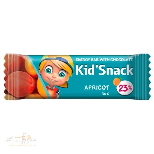 Энергетический батончик «Kid'Snack» абрикос, 30г