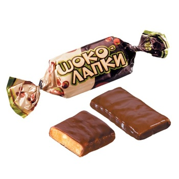 «Шоколапки» Roshen