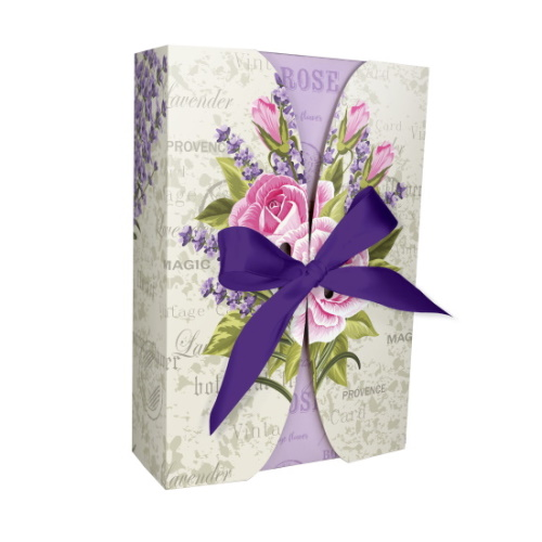 Упаковка «Лаванда», 225*150*55
