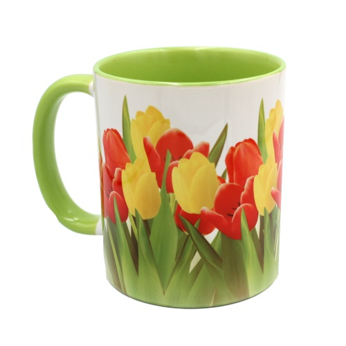 Чашка Тюльпаны