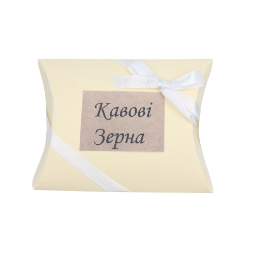 Кофе зерновой в конверте 70г