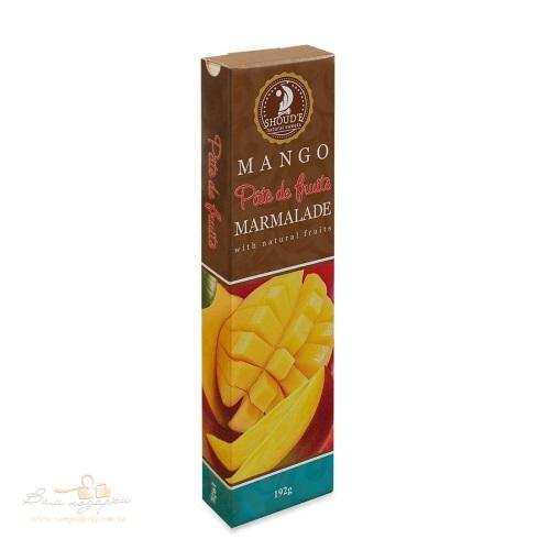 Мармелад «Pate de fruits» манго, 192г