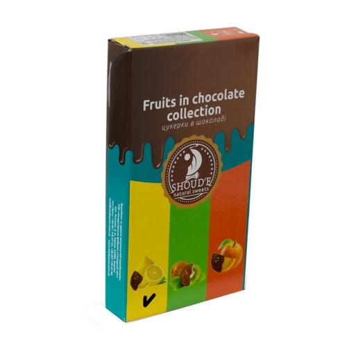 Конфеты в коробке Сладкий мир «Лимон в шоколаде», 750г