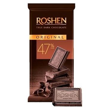 Шоколад «Roshen» ORIGINAL  47%, 85г