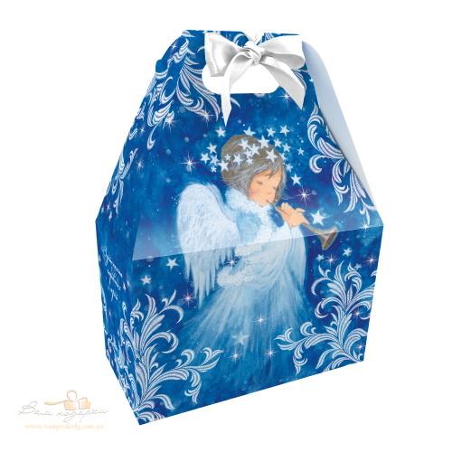 Новогодняя коробка «Сказочная песня», 700г