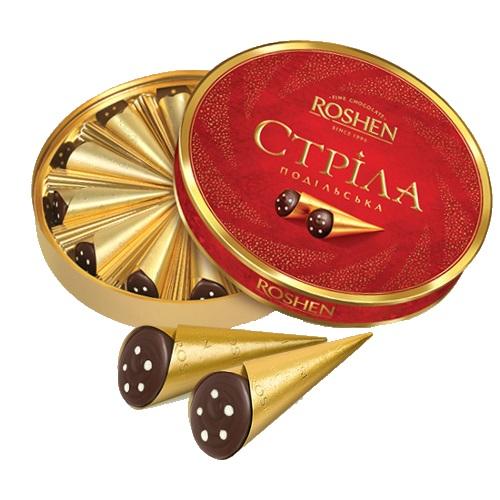 Конфеты в коробке Roshen «Стрела подольская», 200г