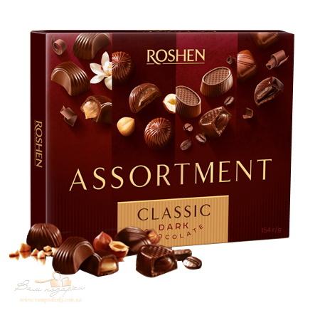 Конфеты в коробке Roshen «Assortment Classic», 154г