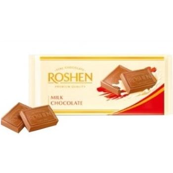 Шоколад «Roshen» молочный, 90г