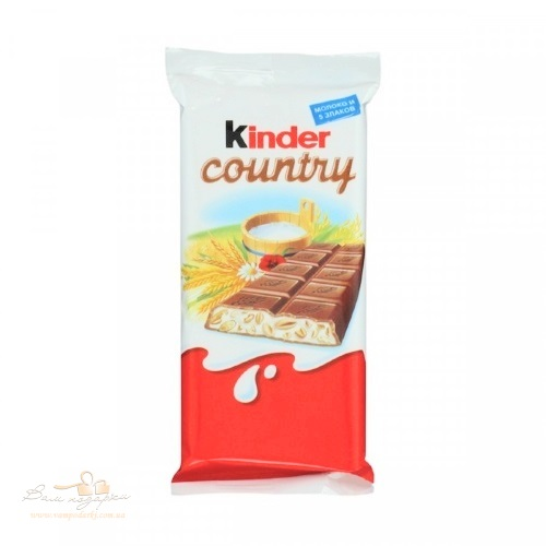 Kinder  Country, 23.5г